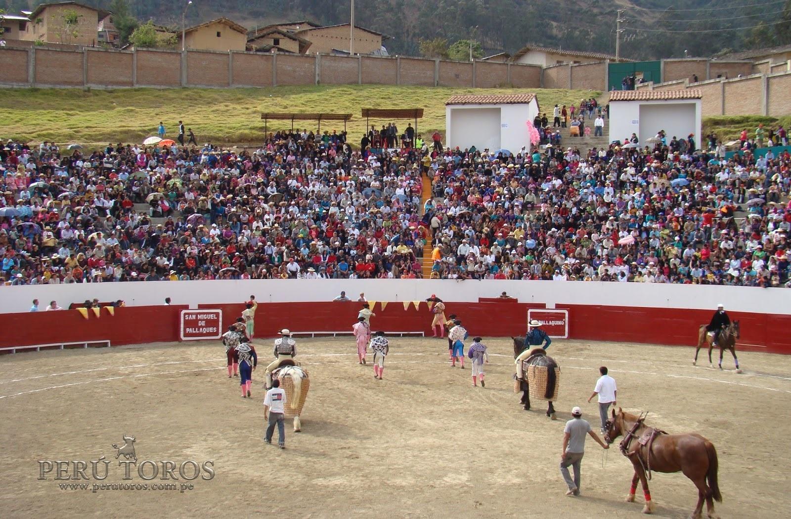 Plaza El Pallaquino, San Miguel de Pallaques - San Miguel - Cajamarca