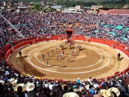 Plaza de toros, Recuay - Ancash