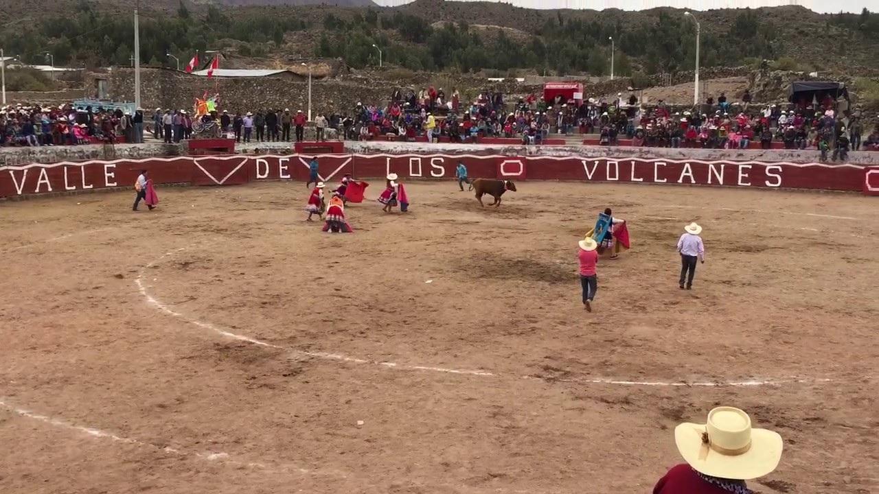Plaza de toros de Andagua - Castilla - Arequipa