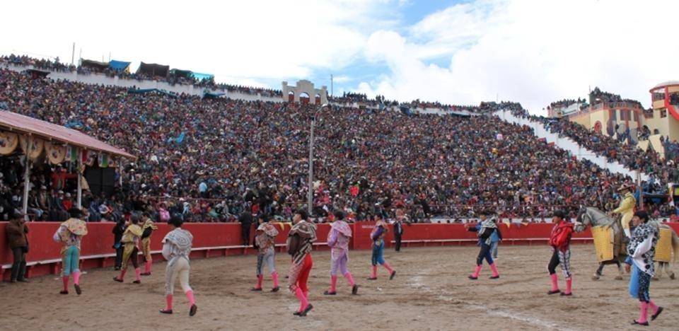 Plaza Allinccapac, Macusani - Carabaya - Puno