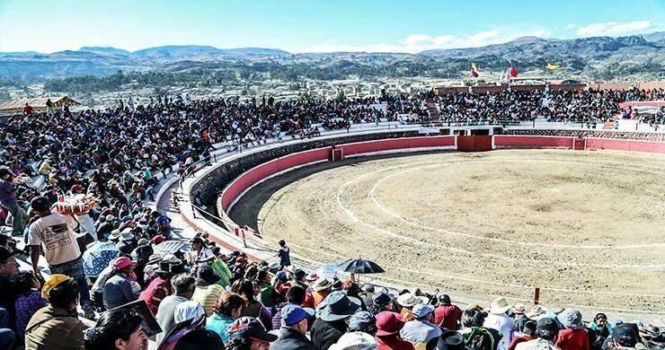 Plaza de toros Antonio Navarro Puquio - Lucanas - Ayacucho