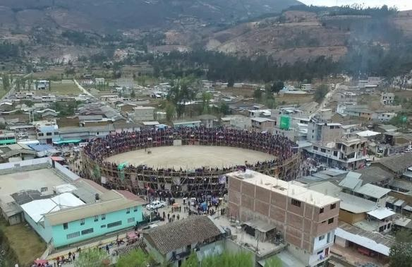 Plaza Sevilla, Celendin - Cajamarca