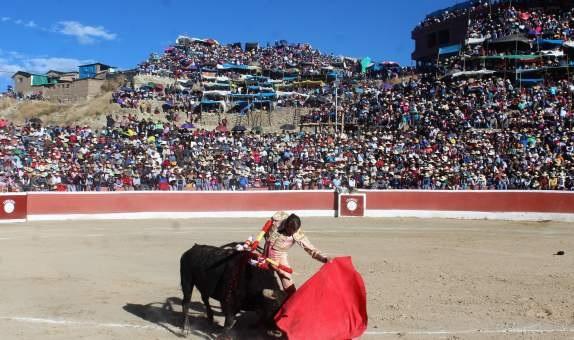 Plaza de toros, Coracora - Parinacochas - Ayacucho