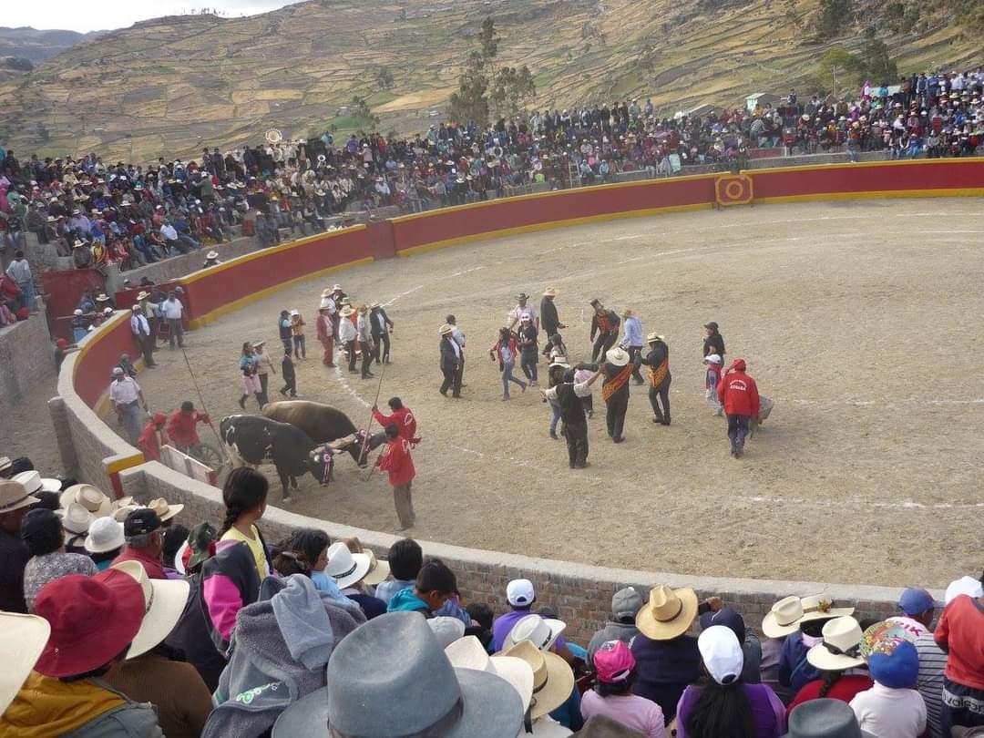 Plaza de toros La Nueva España de Aycara - Coracora - Ayacucho