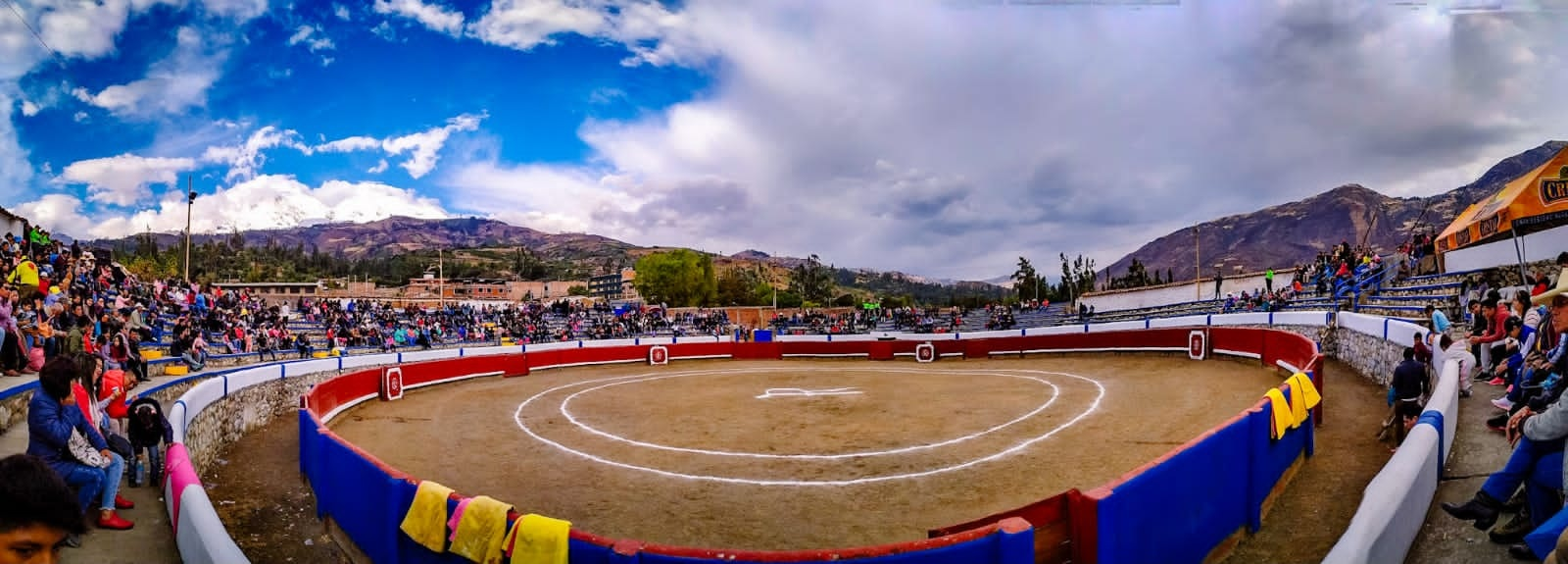 Plaza de toros de Ranrahirca - Yungay - Ancash